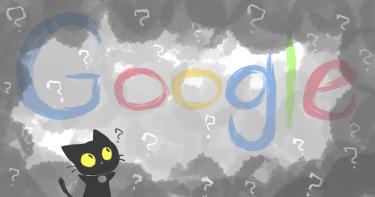 Googleギミック、ロゴをいたずら書き!